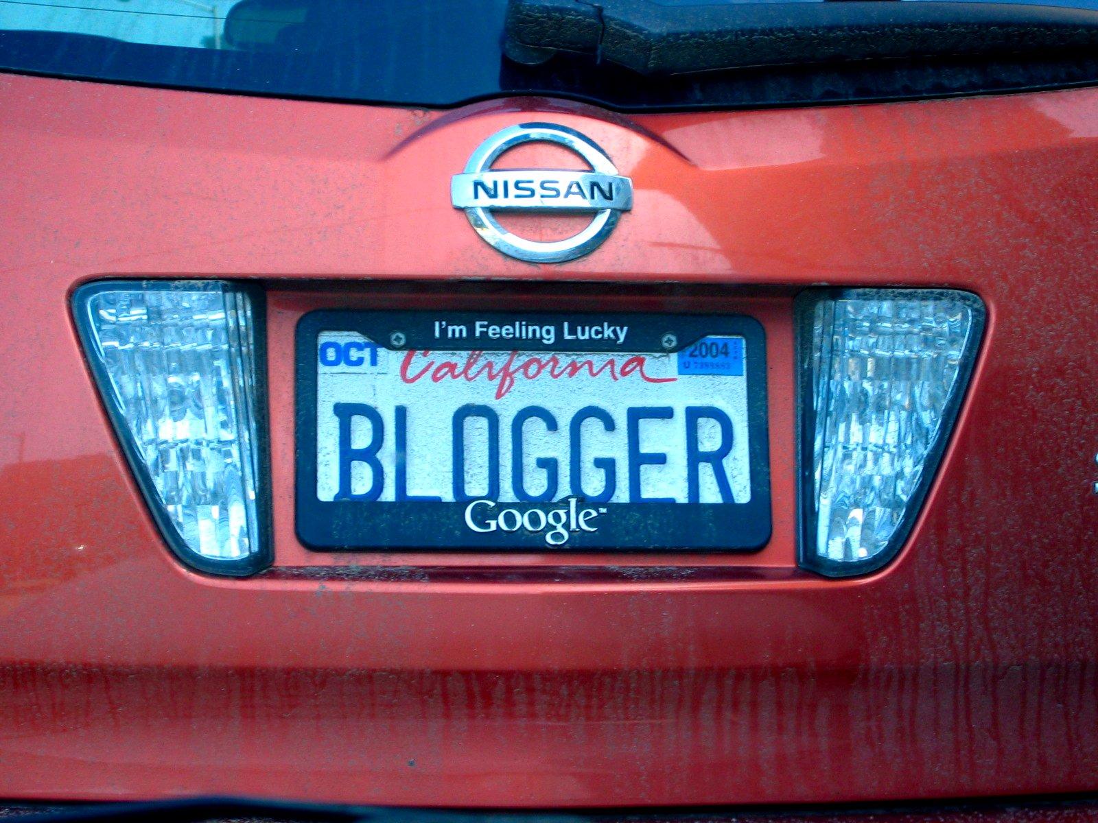 Penangan blog